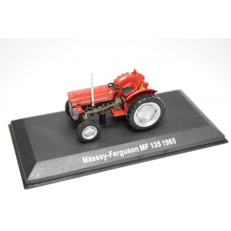 Hachette Massey-Ferguson MF 135 1965 - Red