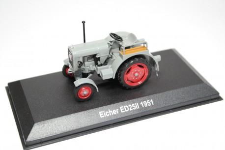 Hachette Eicher ED 25 II 1951 - Grey