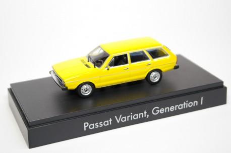 Minichamps Volkswagen Passat Variant B1 Typ 33 1974 - Rally Yellow