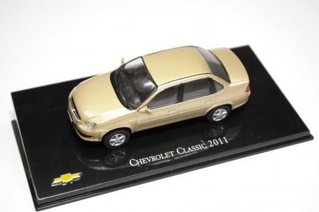 Hachette Chevrolet Classic 2011 - Gold Mist Metallic