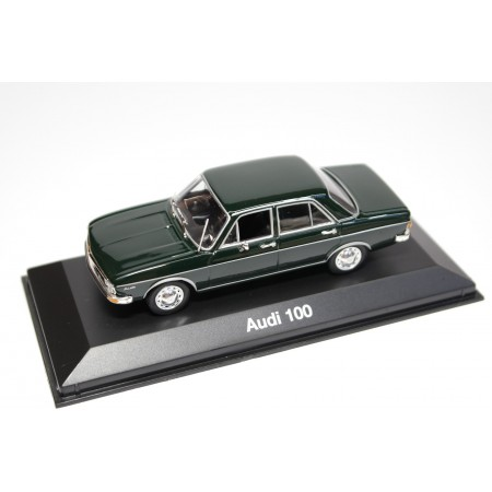 Minichamps Audi 100 C1 1968 - Emerald Green