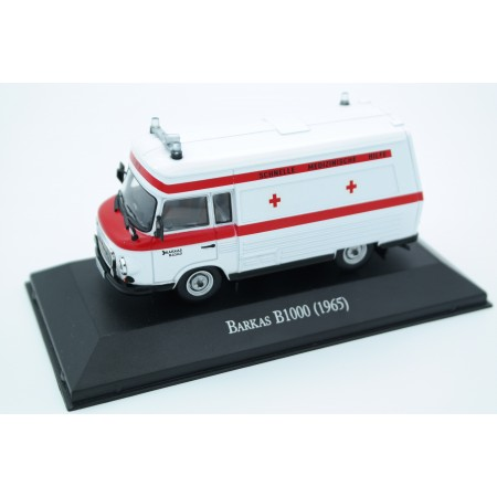Atlas Barkas B1000 SMH-3 Ambulance 1965 - White