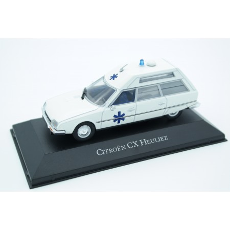 Atlas Citroën CX Break Heuliez Ambulance 1977 - White