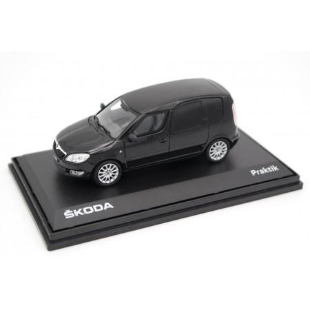 Abrex Škoda Roomster Praktik Facelift 5J8 2010 - Black Magic