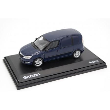 Abrex Škoda Roomster Praktik Facelift 5J8 2010 - Blue Pacific Uni