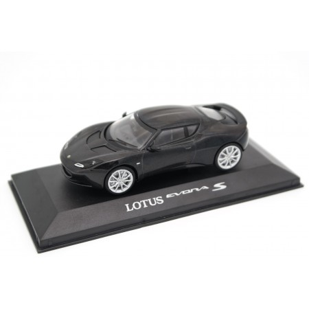 Corgi Lotus Evora S 2011 - Starlight Black