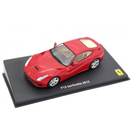 Centauria Ferrari F12 Berlinetta F152 2012 - Rosso Corsa