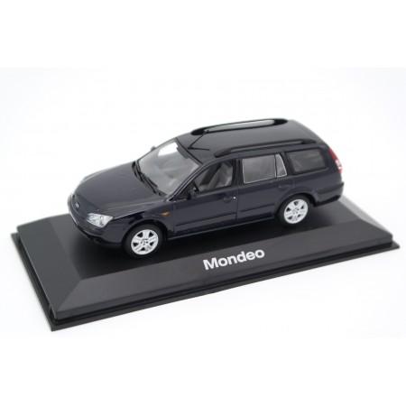 Minichamps Ford Mondeo Turnier Mk.3 BWY 2001 - Dark True Blue