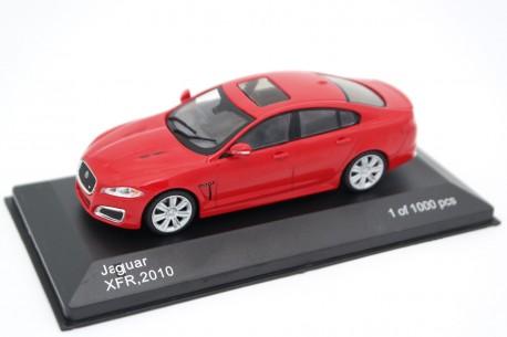 Whitebox Jaguar XFR RHD 2010 - Italian Racing Red