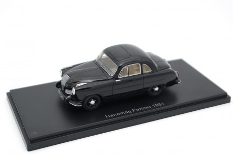 BoS-Models Hanomag Partner 1951 - Black