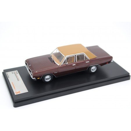 Premium X Dodge Dart IV Gran Sedan 1976 - Dark Chestnut Metallic with Parchment Roof