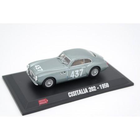 Altaya Cisitalia 202 #437 Mille Miglia 1950 - C.Tamburini/V.Fontana