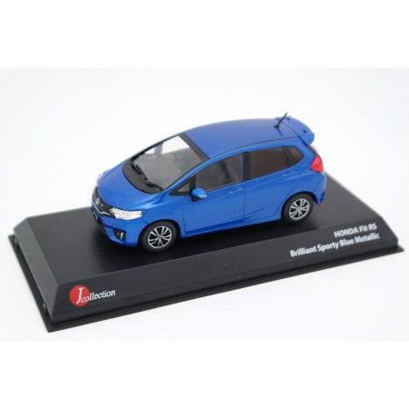J-Collection Honda Fit RS / Honda Jazz RS Mk.3 2013 - Brilliant Sporty Blue Metallic