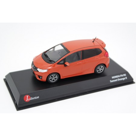 J-Collection Honda Fit RS / Honda Jazz RS Mk.3 2013 - Sunset Orange II