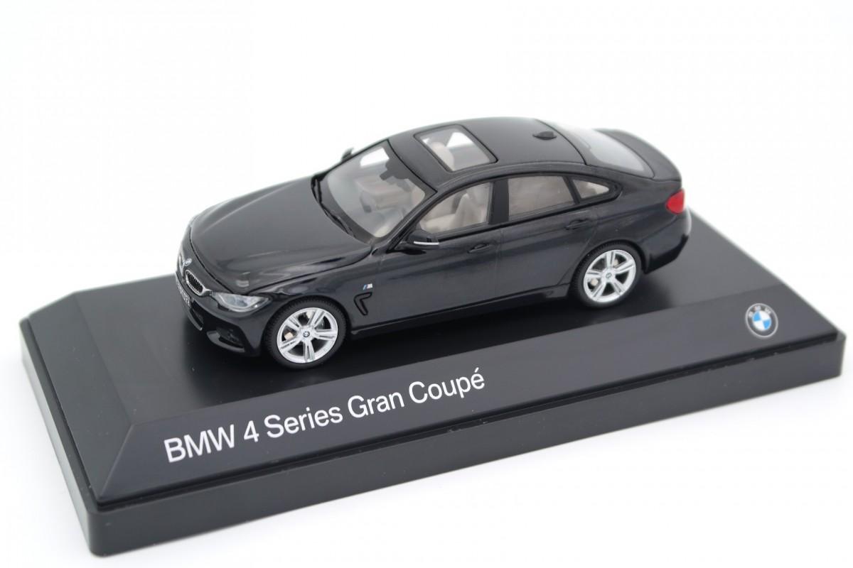 Bmw 4 Series Gran Coupe Diecast Ukraine