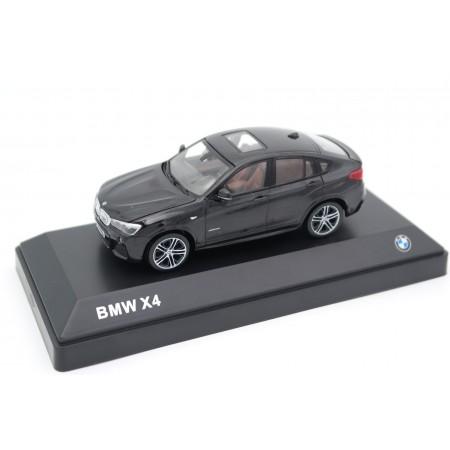 iScale Herpa BMW X4 F26 xDrive35i 2014 - Black Sapphire Metallic