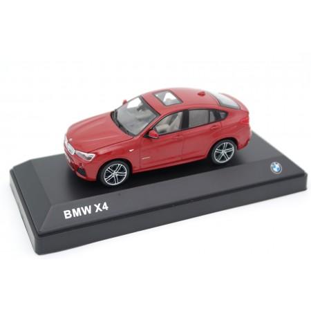 iScale Herpa BMW X4 F26 xDrive35i 2014 - Melbourne Red Metallic