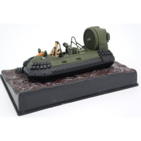 "Altaya Osprey 5 Hovercraft Mark II ""Die Another Day (2002)"" 2002 - Military Green"