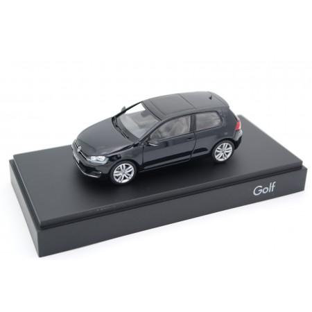 Herpa Volkswagen Golf VII 3-door 2012 - Deep Black Pearl Effect