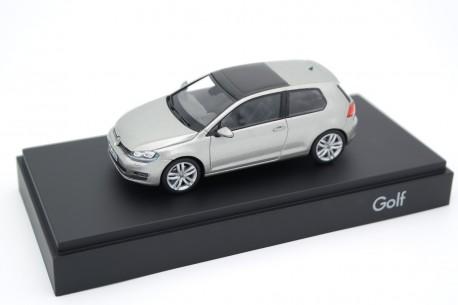 Herpa Volkswagen Golf VII 3-door 2012 - Tungsten Silver Metallic