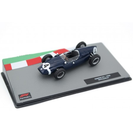 "Centauria Cooper T51 #4 ""R.R.C. Walker Racing Team"" Formula 1 1959 - Stirling Moss"