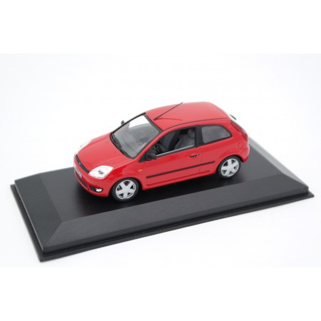 Minichamps Ford Fiesta Mark V 3-door JD3 2002 - Colorado Red