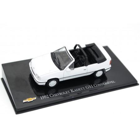 Hachette Chevrolet Kadett GSI 2.0 Conversível 1992 - Casablanca White