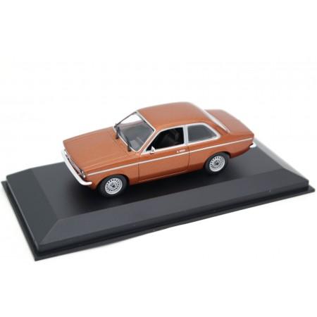 Maxichamps Opel Kadett C Limousine 1200 S 1974 - Antique Bronze Metallic