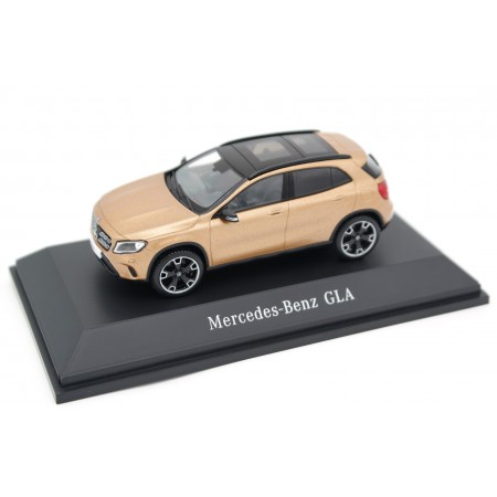 Spark Mercedes-Benz GLA-Class Urban X156 MOPF 2017 - Canyon Beige Metallic