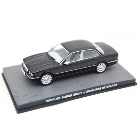 "Altaya Daimler Super V8 X308 ""Casino Royale (2008)"" 2000 - Black"