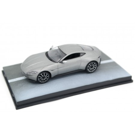 "Altaya Aston Martin DB10 ""Spectre (2015)"" 2015 - Skyfall Silver Metallic"