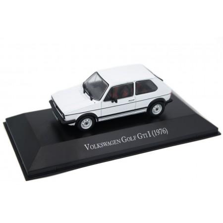 Hachette Volkswagen Golf I GTI 1976 - Pastel White