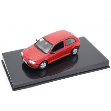 China Promo Models Volkswagen Gol II AB9 1994 - Flash Red