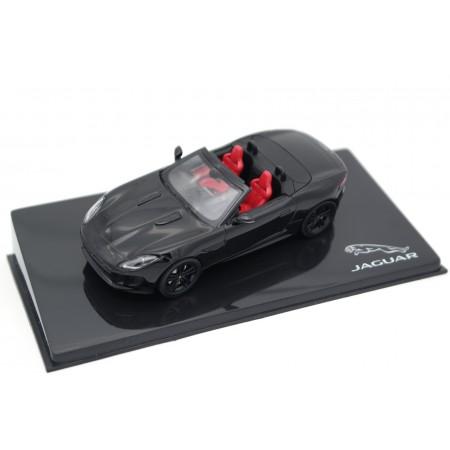 IXO Jaguar F-Type Convertible 5.0 V8 S 2013 - Santorini Black