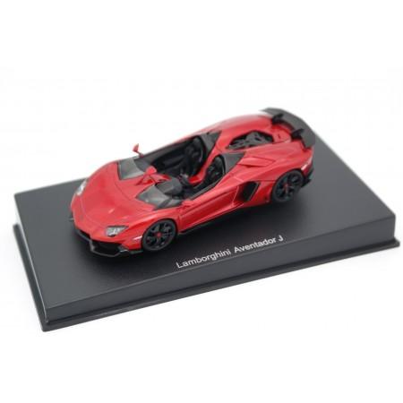AUTOart Lamborghini Aventador J 6.5 V12 2012 - Rosso Efesto