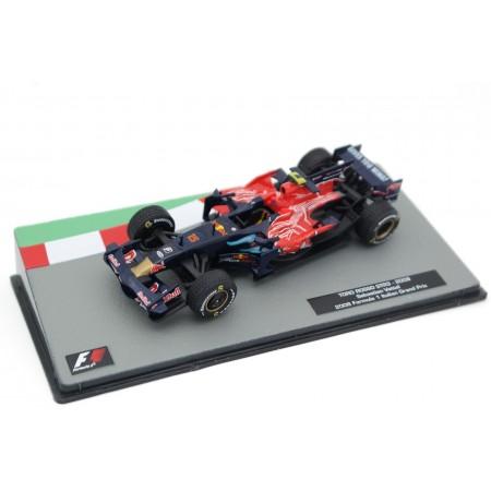 """Centauria Toro Rosso STR3 #15 """"Scuderia Toro Rosso"""" Formula 1 Italian Grand Prix 2008 - Sebastian Vettel"""