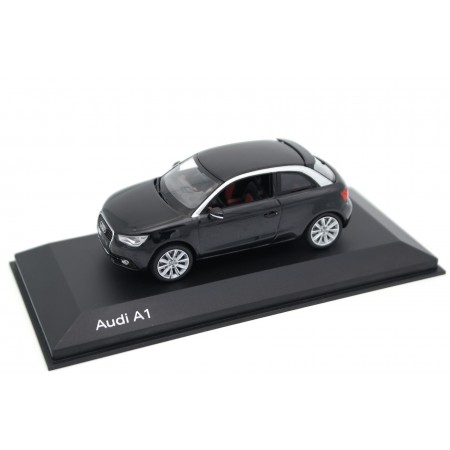 Kyosho Audi A1 8X 2010 - Phantom Black Metallic