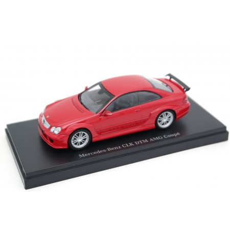 Kyosho Mercedes-Benz CLK-Class DTM AMG Coupé Street Version C209 W209 2004 - Mars Red