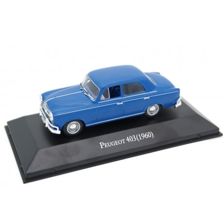 Altaya Peugeot 403 1960 - Hawaii Blue