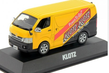 J-Collection Toyota Hiace 2004