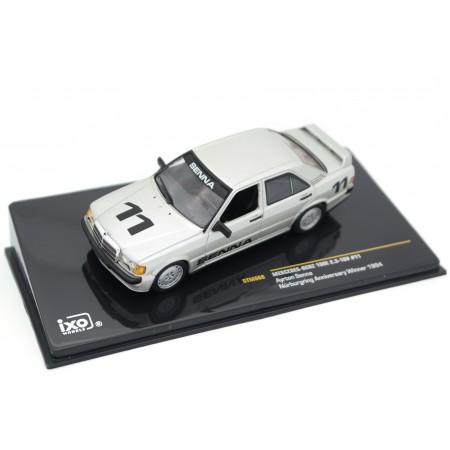 IXO Mercedes-Benz 190E 2.3-16V Cosworth W201 #11 Nürburgring Anniversary Winner 1984 - Ayrton Senna