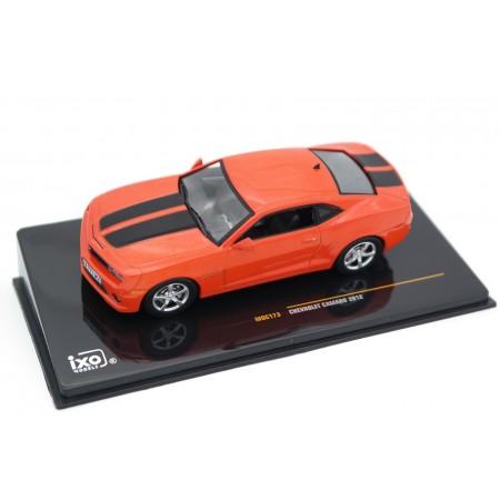 IXO Chevrolet Camaro SS RS 2010 - Inferno Orange Metallic