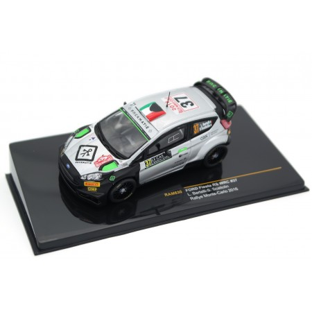 Ford Fiesta RS WRC Rally Monte-Carlo