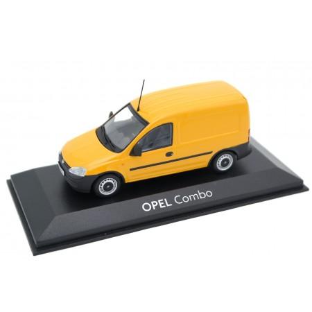 Minichamps Opel Combo C Van 2002 - Nepal Yellow