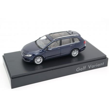 Spark Volkswagen Golf VII Variant 2013 - Night Blue Metallic