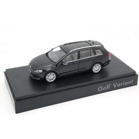 Spark Volkswagen Golf VII Variant 2013 - Deep Black Pearl Effect