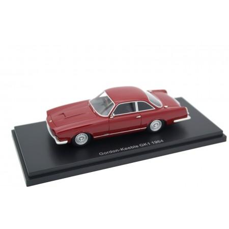BoS-Models Gordon-Keeble GK1 1964 - Burgundy Red