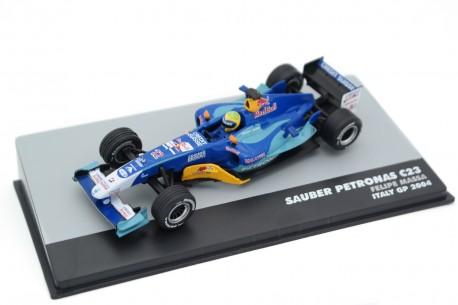 "Altaya Sauber C23 #12 ""Sauber Petronas"" Italian Grand Prix Formula 1 2004 - Felipe Massa"