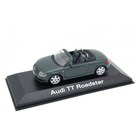 Minichamps Audi TT Roadster quattro 8N 1999 - Stepping Grass Metallic