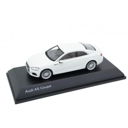 Spark Audi A5 Coupé F5 2016 - Glacier White